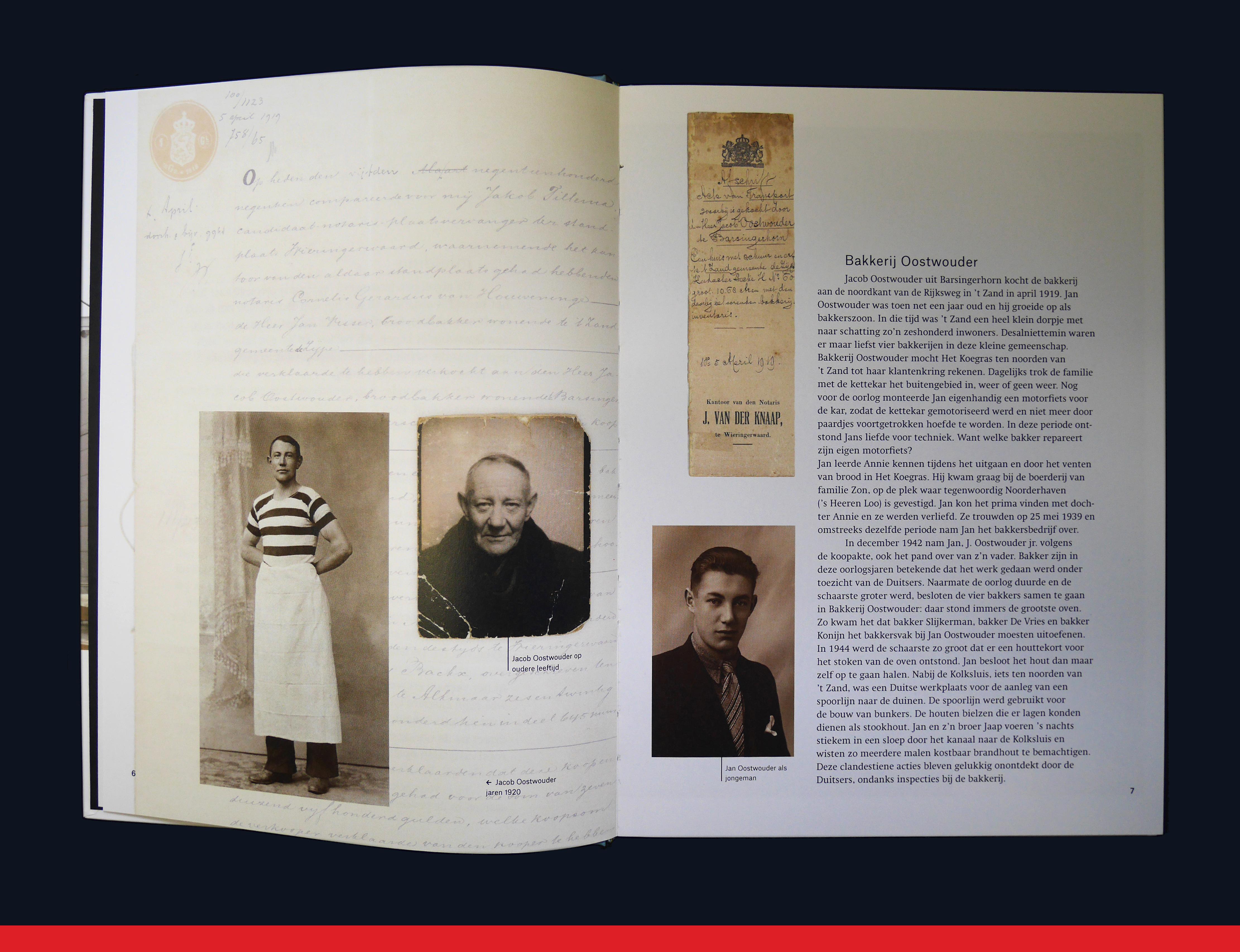 Vier een jubileum met een biografie