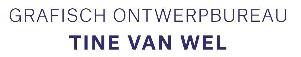 Grafisch ontwerpbureau Tine van Wel
