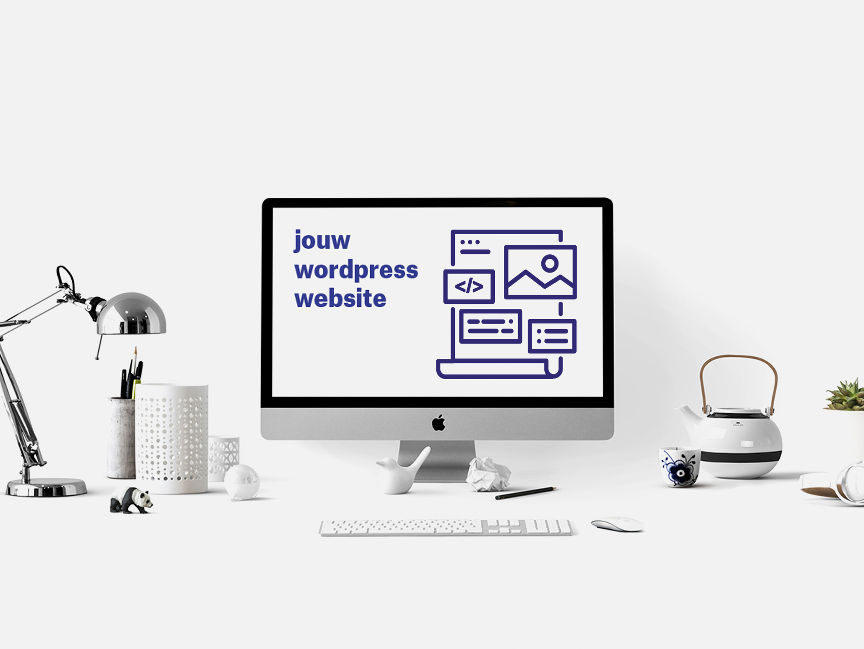 WordPress website, hosting, support en onderhoud